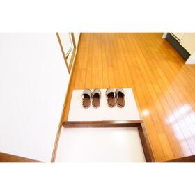 サン・リバティー 101号室の玄関