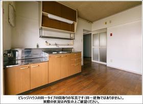 ビレッジハウス井崎1号棟 0106号室のキッチン