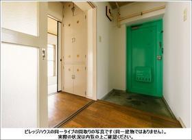 ビレッジハウス井崎1号棟 0106号室の玄関
