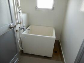 ビレッジハウス下西郷2号棟 0501号室の風呂