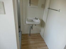 ビレッジハウス下西郷2号棟 0501号室の洗面所