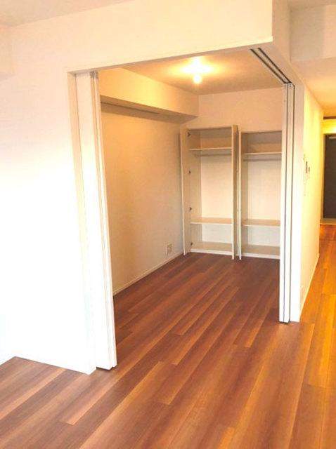 パークナードフィット南青山Garden 504のLiving room