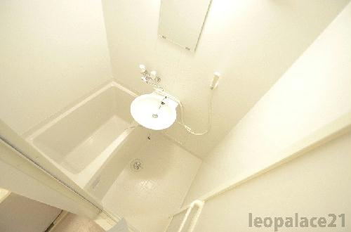 レオパレス田村 310号室の風呂