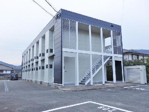 レオパレスサンヒル樋井川外観写真