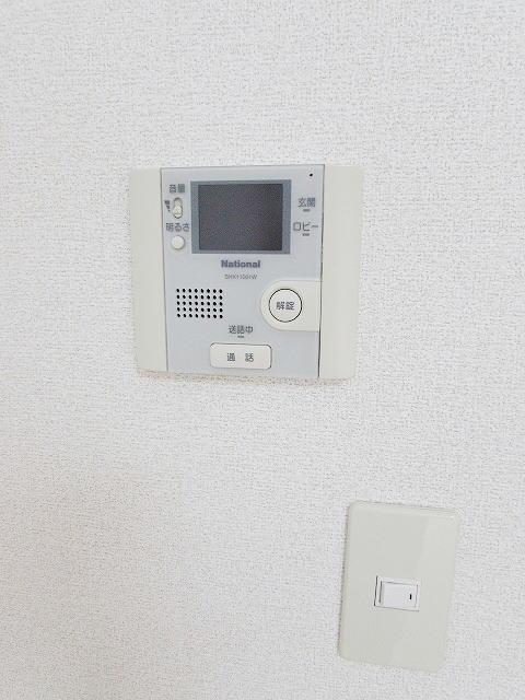 エバー グリーン 01020号室のセキュリティ