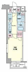 プライムアーバン日本橋浜町・303号室の間取り