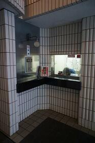 ラ・レジダンス・ド・パンテール 407号室の収納