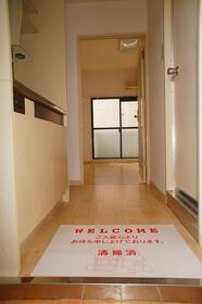 ラ・レジダンス・ド・パンテール 407号室のベッドルーム