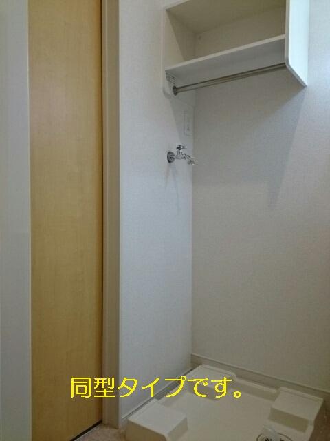 バードマウンテン ソレイユ 01040号室の玄関