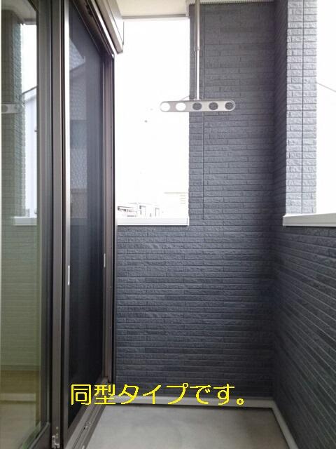 バードマウンテン ソレイユ 01040号室のエントランス