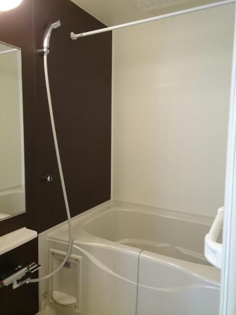 バードマウンテン ソレイユ 01040号室の風呂