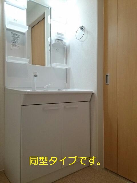 バードマウンテン ソレイユ 01040号室の収納