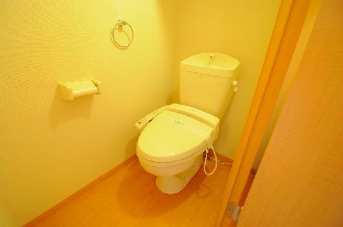 レオパレスダイナ 206号室のトイレ