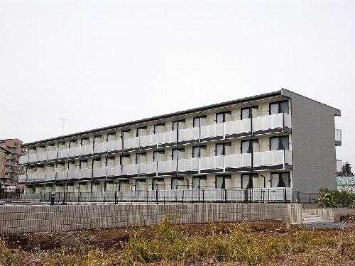 レオパレスシフォン外観写真