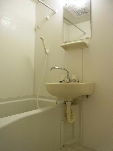 レオパレス新室見PartⅤCの風呂