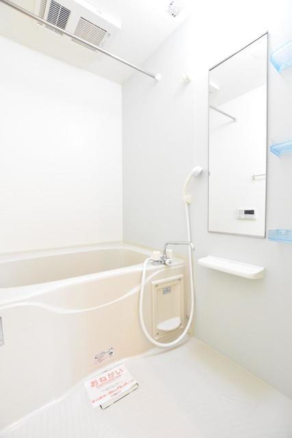 ヒマソール 01010号室の風呂