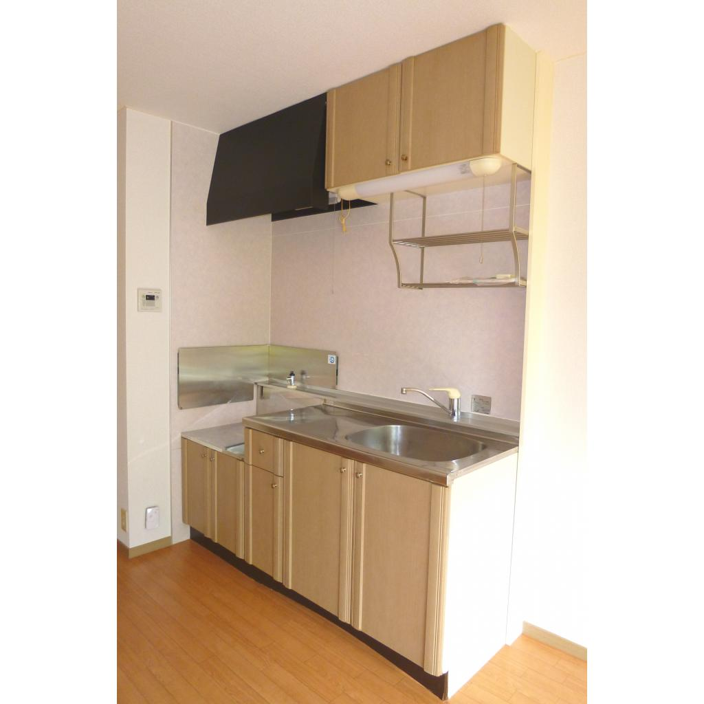 アムールアドニス 102号室のキッチン
