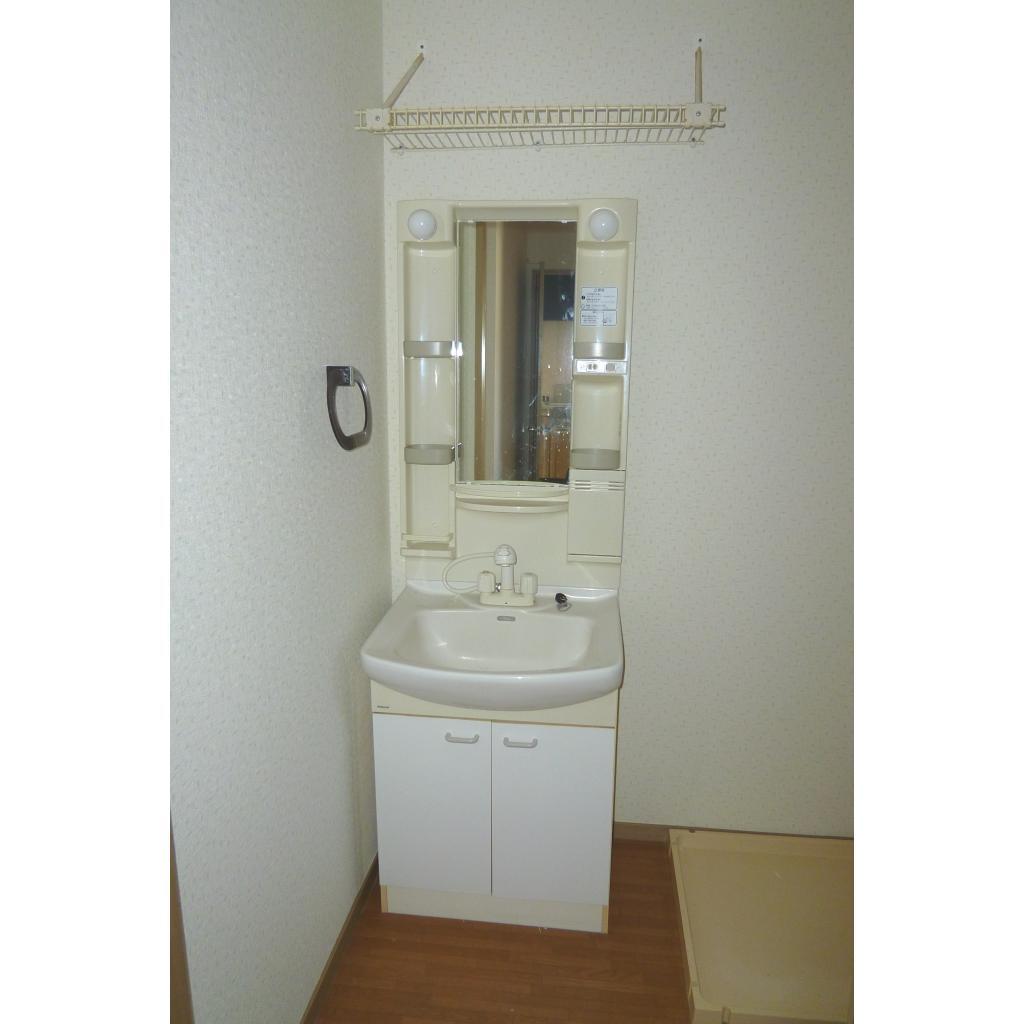 アムールアドニス 102号室の洗面所