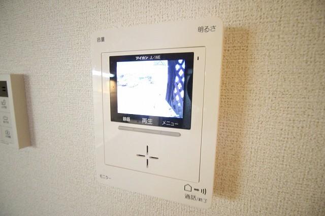 L・シャルマン A 01020号室のセキュリティ