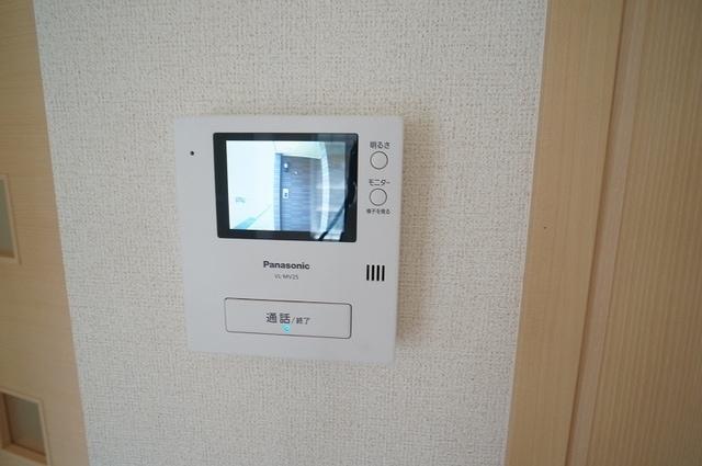 キャトルサンク 01020号室のセキュリティ