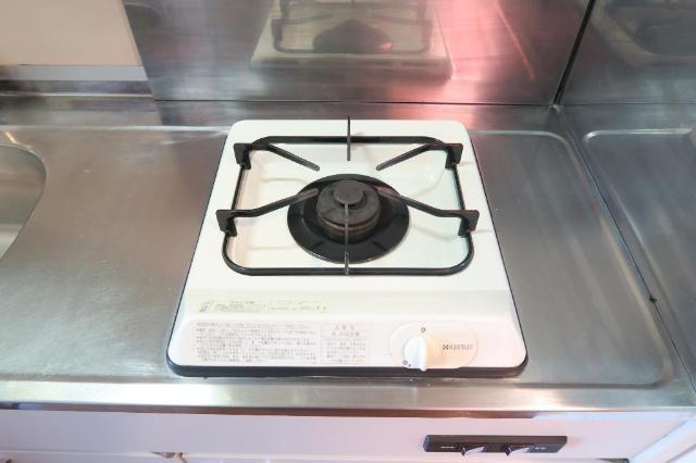 サンヒルズ平和 201号室のキッチン