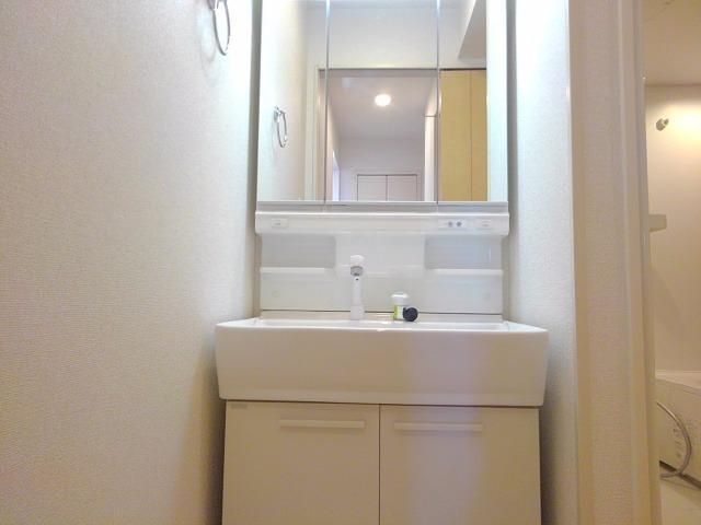 エクセレント・ヴィラ今泉B 02020号室の洗面所