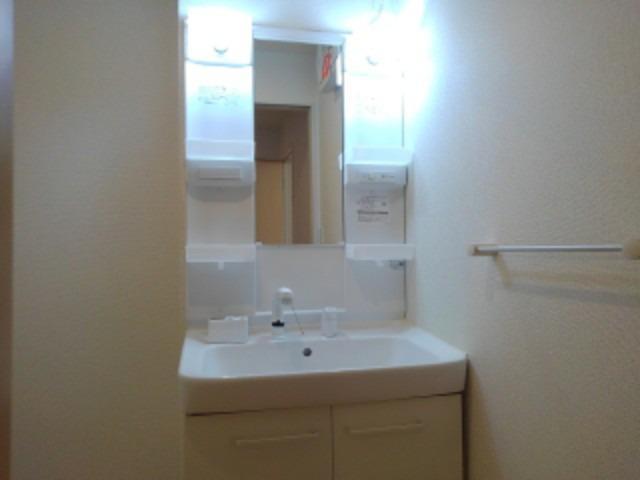 ベル シャトー 01010号室の洗面所