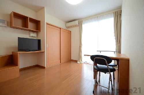 レオパレス田村 309号室の収納