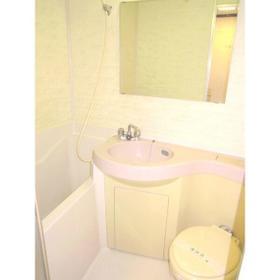 ロマネスク大橋レディース 303号室の風呂