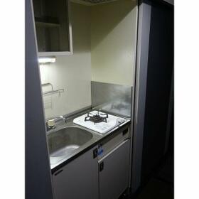 ポルグラシア大手門 702号室の収納