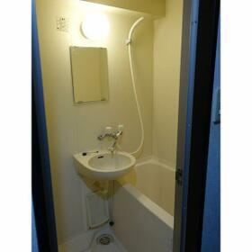 ポルグラシア大手門 702号室の風呂