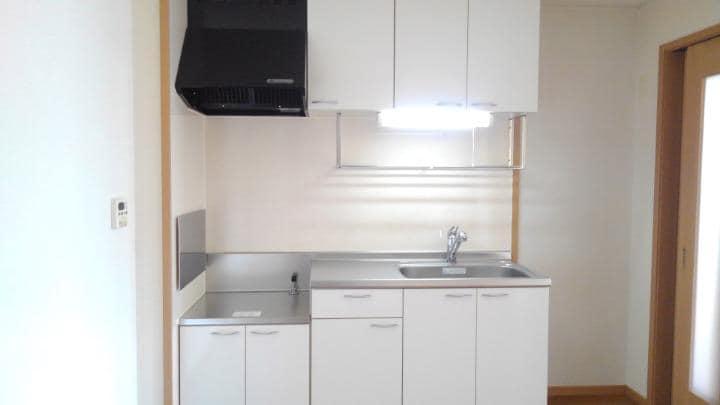 LIBERA 01010号室のキッチン