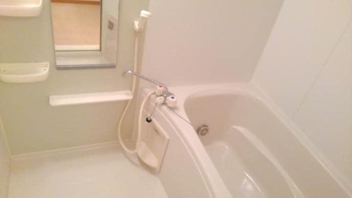 LIBERA 01010号室の風呂