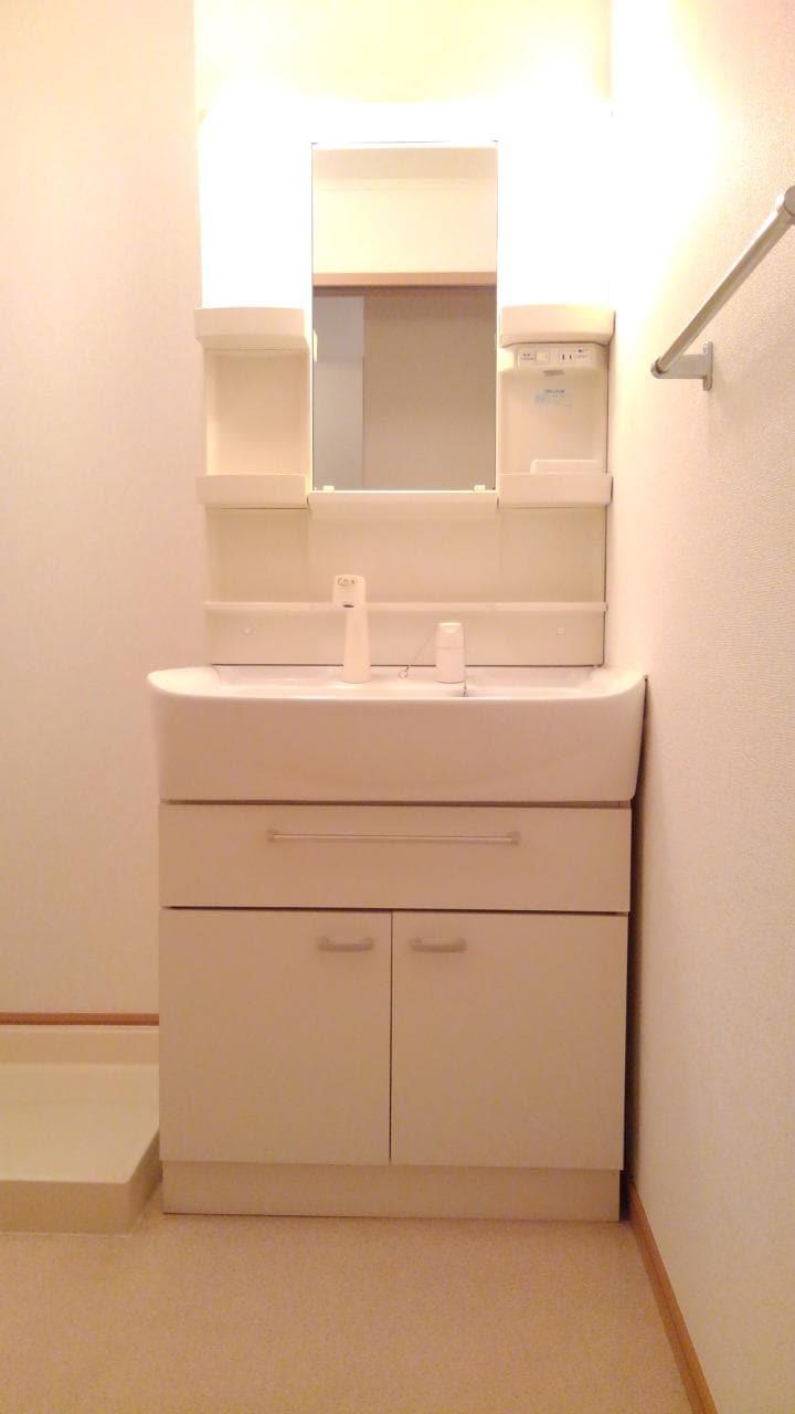 LIBERA 01010号室のトイレ