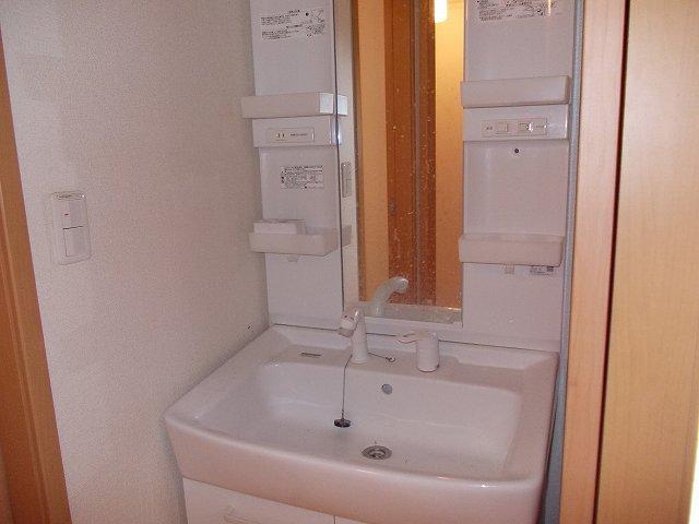 アルバ・カ-サB 01030号室のトイレ