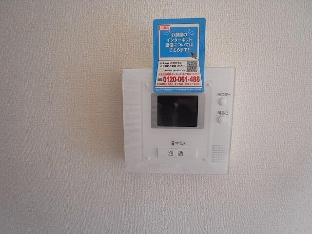 アルバ・カ-サB 01030号室の玄関
