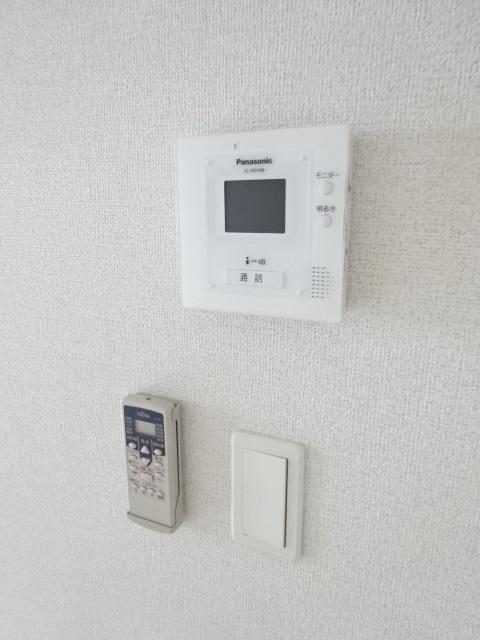 プリムヴェール 02020号室のセキュリティ