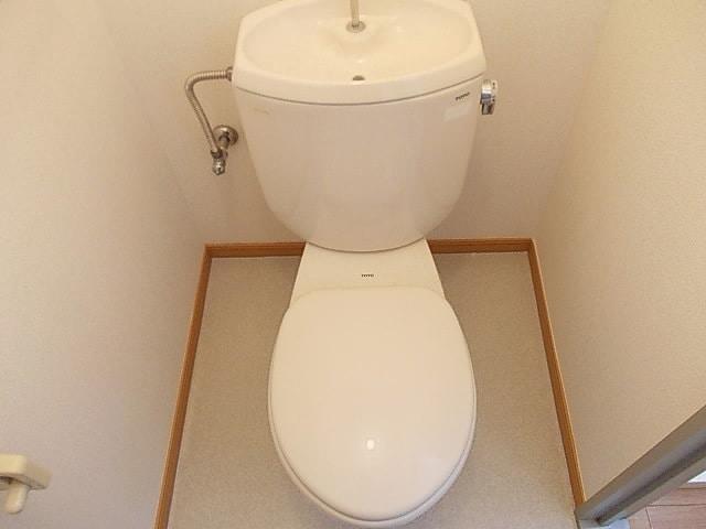 ニューエルディム小松 02030号室のトイレ