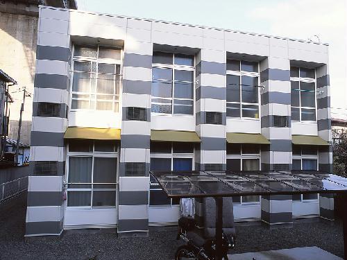 レオパレスITATSU外観写真