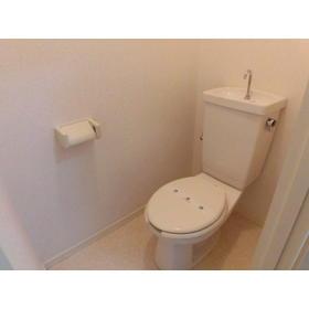 ビューハイツ榊原 A202号室のトイレ