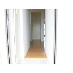 ビューハイツ榊原 A202号室の玄関