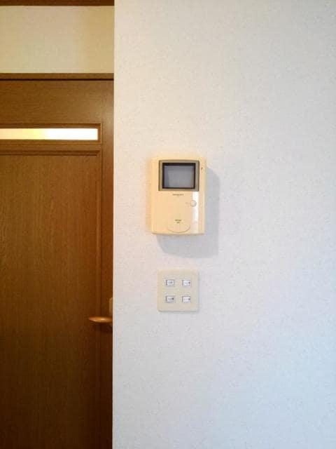 ラフィーネ・プロムナードD 02020号室のセキュリティ