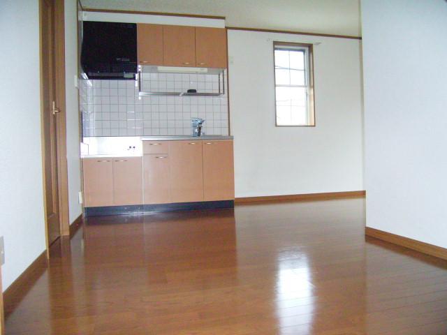ラフィーネ・プロムナードD 02020号室のキッチン