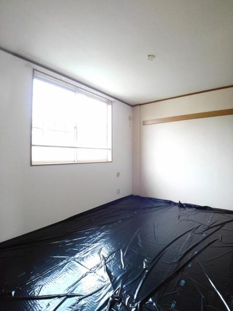 ラフィーネ・プロムナードD 02020号室のベッドルーム