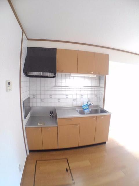 リバー・イースト・飯倉C 01020号室のキッチン