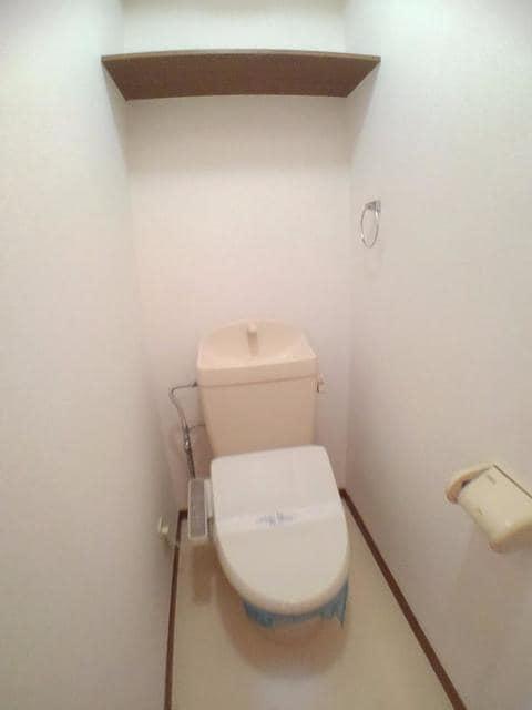 リバー・イースト・飯倉C 01020号室のトイレ