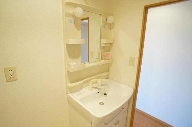 山王ハウス E 03030号室の風呂