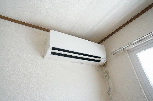 エスパシオK 02010号室の収納