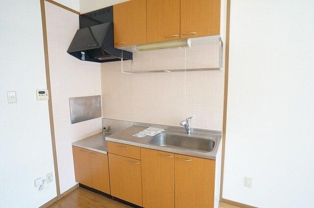 エスパシオK 02010号室のキッチン