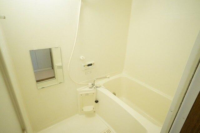 エスパシオK 02010号室の風呂